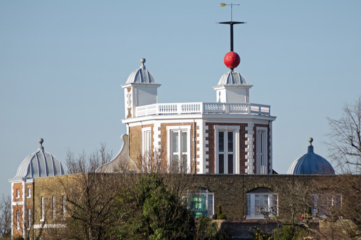 Schulfahrt England: Programm in London - Royal Observatory Greenwich