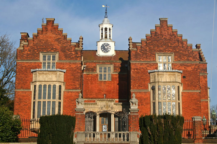 Schulfahrt England: Programm in London - Harrow School Tour