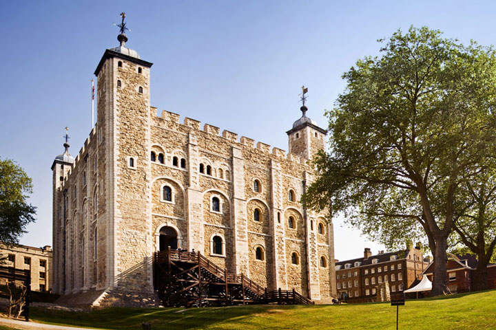 Schulfahrt England: Programm in London - Tower of London