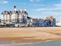 Klassenfahrt nach England: Eastbourne