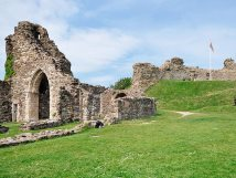 Klassenfahrt & Kursfahrt nach England: Hastings