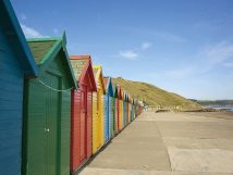 Klassenfahrt nach England: Herne Bay