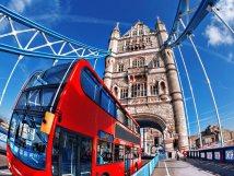 Klassenfahrt & Kursfahrt nach England: London