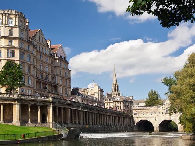 Bath Fluss