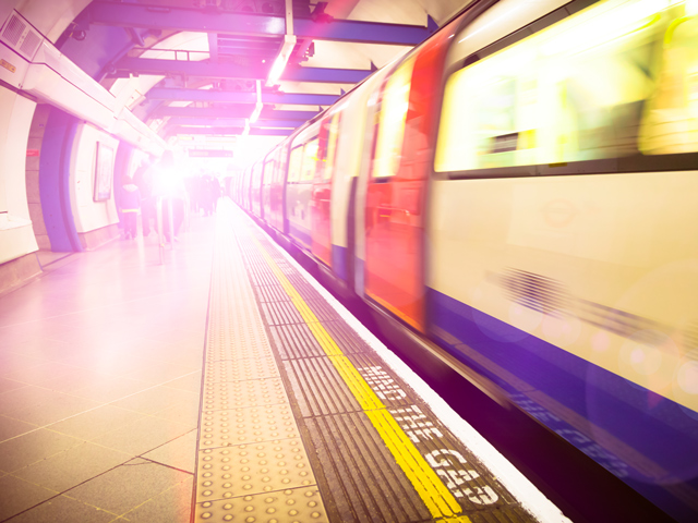 London Berufsschulen - Berufsfeld Technik: London Underground