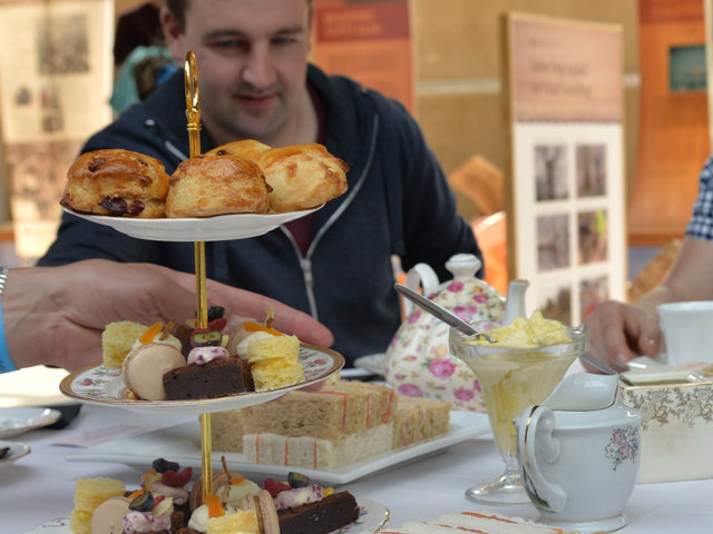 Lehrerfortbildung in London: Afternoon Tea, Cutty Sark