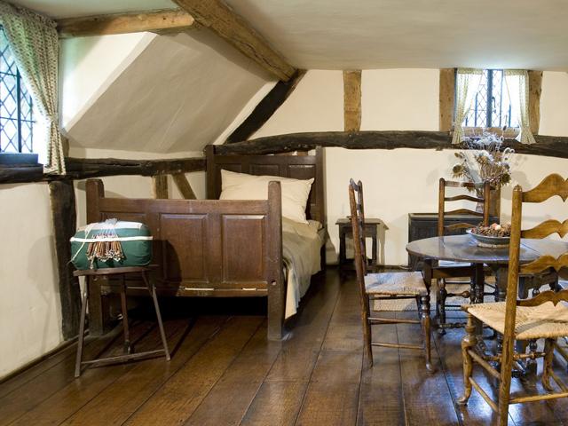 Ausflug Stratford: Anne Hathaway's Cottage