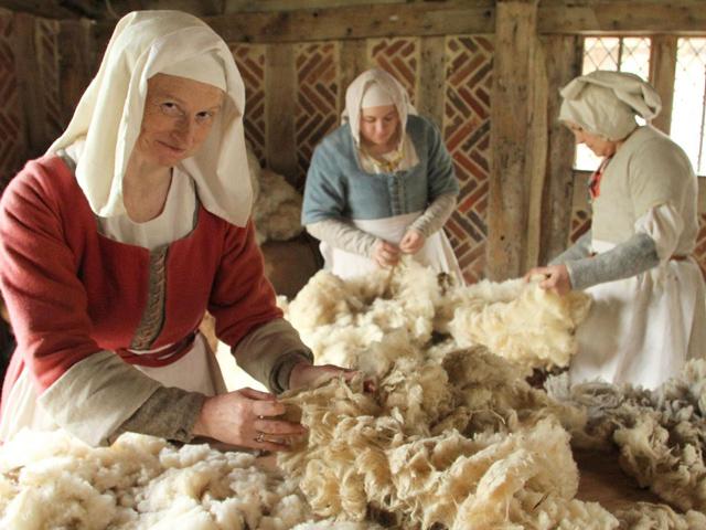 Ausflug Stratford: Mary Arden's Farm