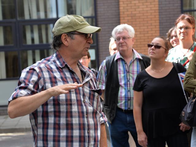 Shakespeare-Fortbildung für Englischlehrer in London: Shakespeare-Walk