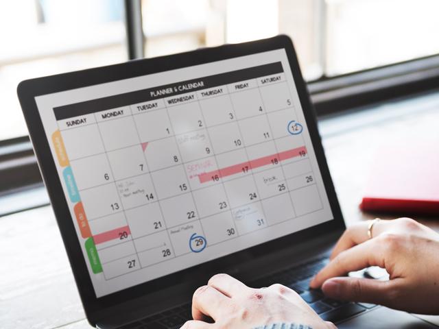 Wochenende in London für Englischlehrer: Terminplanung