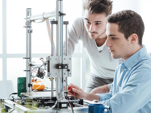 London Berufsschulen: Berufsfeld Technik
