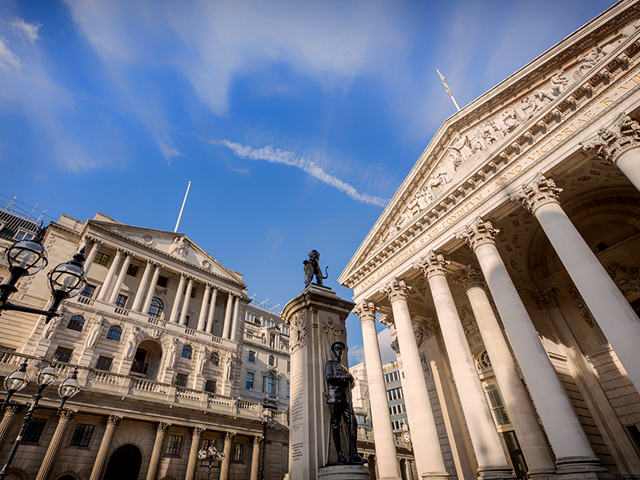 London Berufsschulen - Berufsfeld Wirtschaft: Bank of England and the Royal Stock Exchange