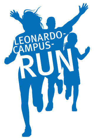 Logo: Leonardo-Campus-Run