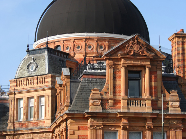 Sprachferien in London: Royal Observatory und Nullmeridian