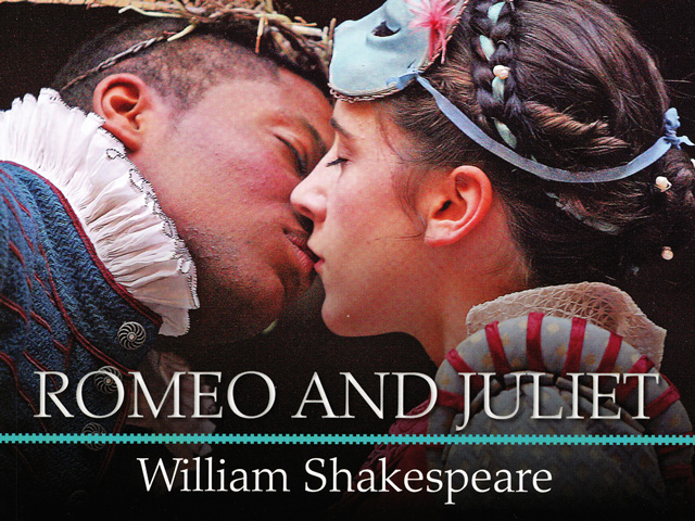 Shakespeare-Edition: Lehrbuch Romeo & Juliet