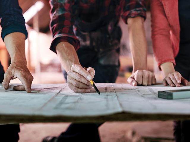 London Berufsschulen: Architektur & Bauwesen