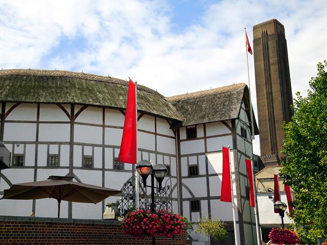 London Berufsschulen - Berufsfeld Kunst und Musik: Globe Theatre