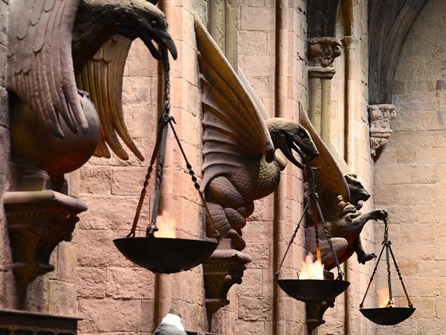 London Berufsschulen - Berufsfeld Medien und Kommunikation: Harry Potter Studio Tour