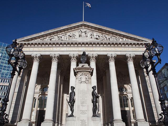 London Berufsschulen - Berufsfeld Wirtschaft: City Finance Walking Tour