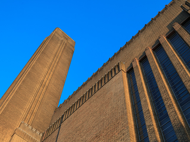 London Berufsschulen - Berufsfeld Kunst und Musik: Tate Modern