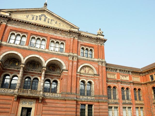London Berufsschulen - Berufsfeld Kunst und Musik: Victoria & Albert Museum